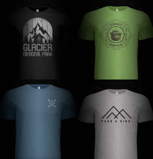 PNW Apparel Shirts